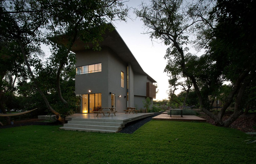 The Musicians'Residence in The Orchid by Neuman Hayner architects 01
