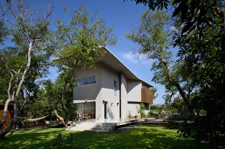 The Musicians'Residence in The Orchid by Neuman Hayner architects 06