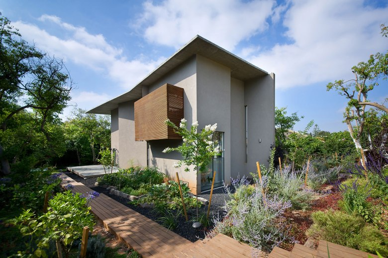 The Musicians'Residence in The Orchid by Neuman Hayner architects 08