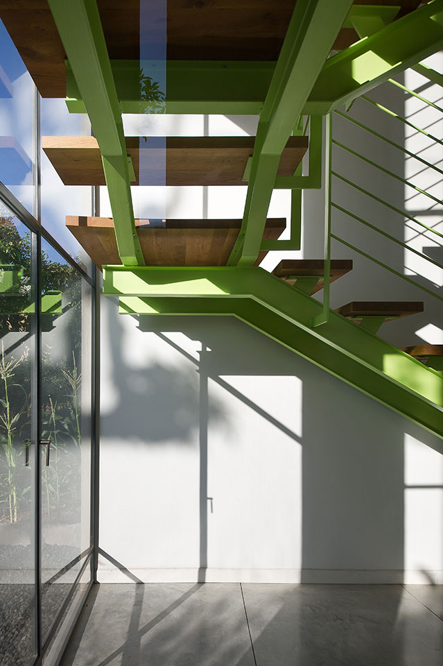 The Musicians'Residence in The Orchid by Neuman Hayner architects 20
