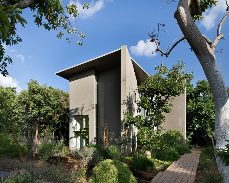 The Musicians'Residence in The Orchid by Neuman Hayner architects 23
