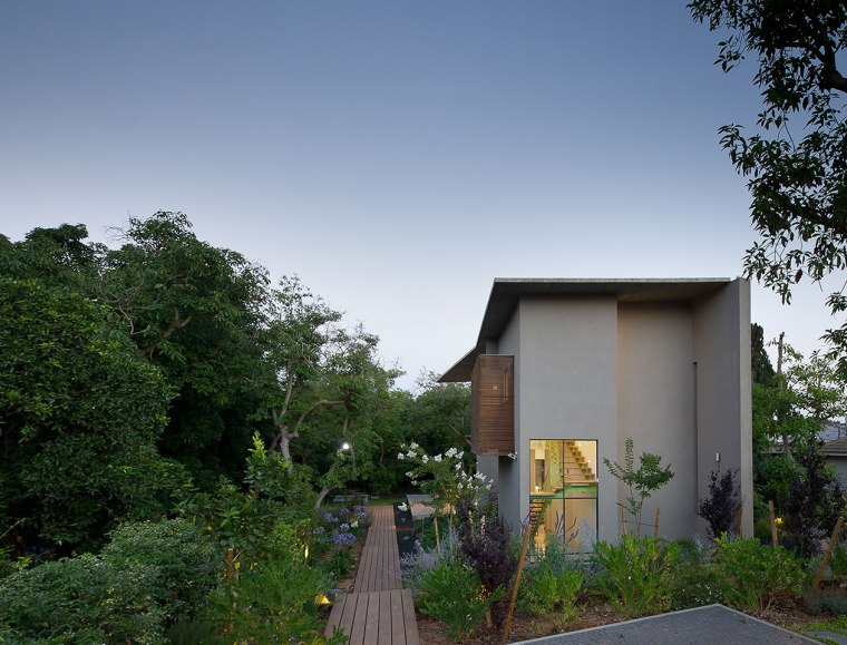 The Musicians'Residence in The Orchid by Neuman Hayner architects 26