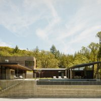 Valley of the Moon Retreat House Sonoma by Butler Armsden Architects