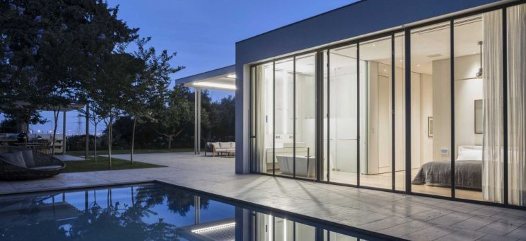 Villa V by Baranowitz Kronenberg Architects 23