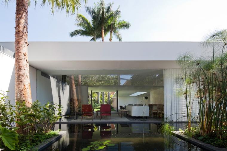 Alto de Pinheiros by House AMZ Arquitetos 06