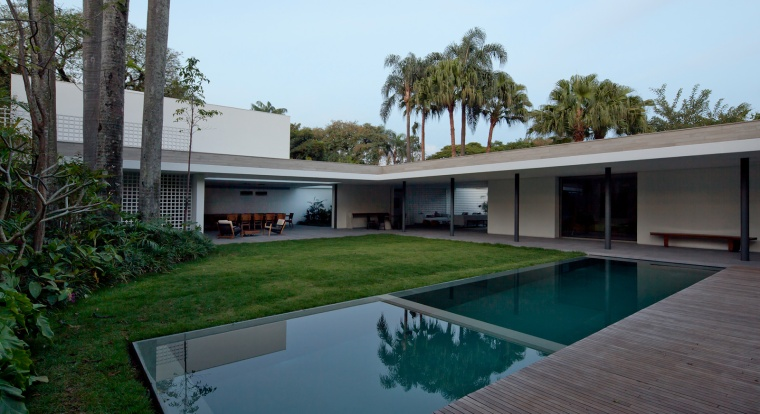 Alto de Pinheiros by House AMZ Arquitetos 09