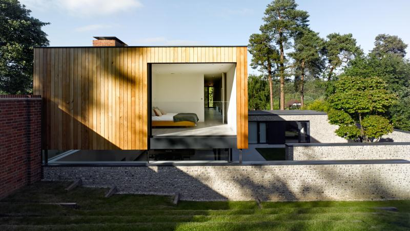Cheeran House by John Pardey Architects-05