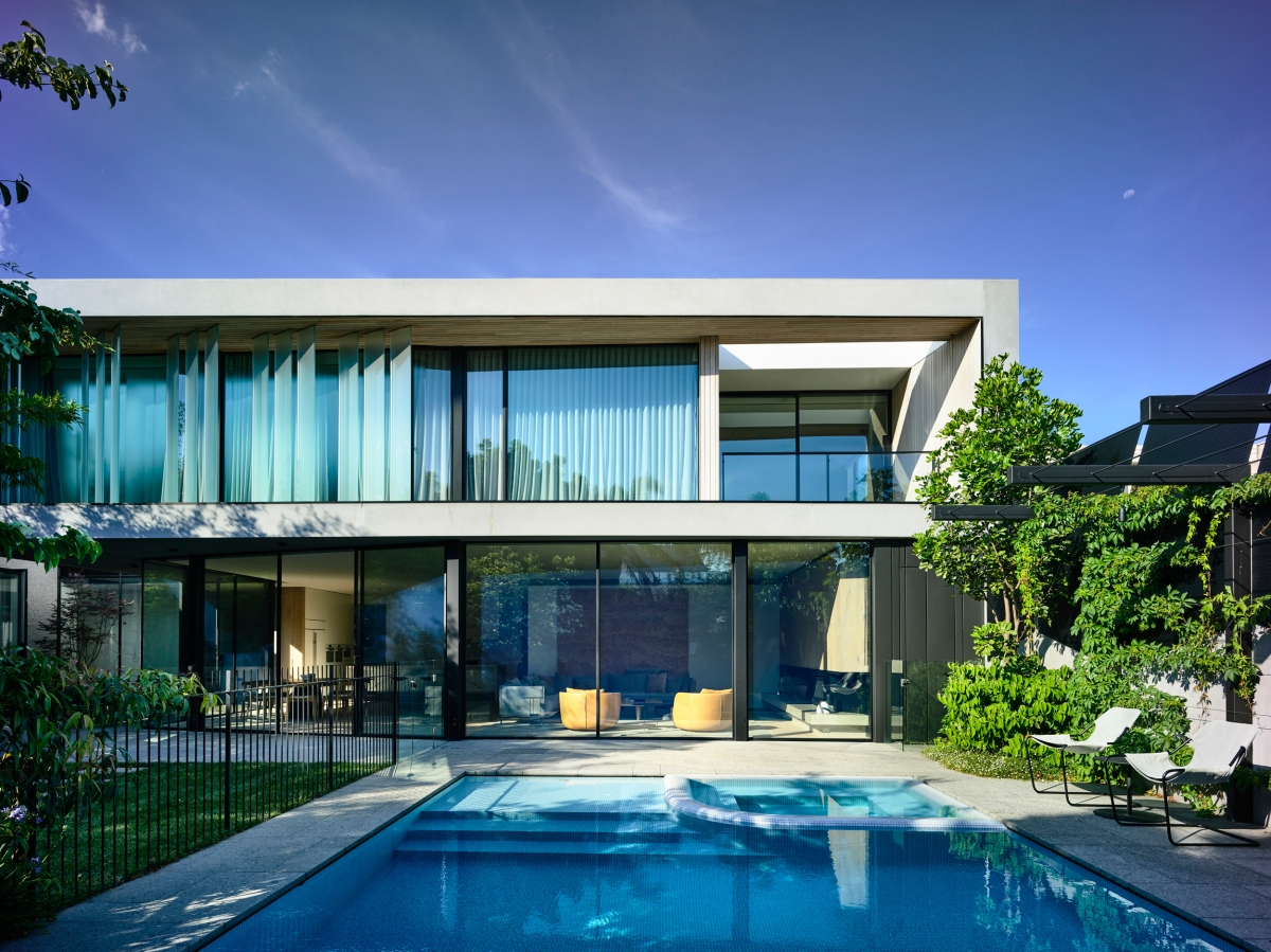 Elwood House by MatyasArchitects
