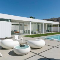 Palm Springs Residence by Jim Jennings Architecture | LINEOFFICE Architecture | Martha Angus Interior Design