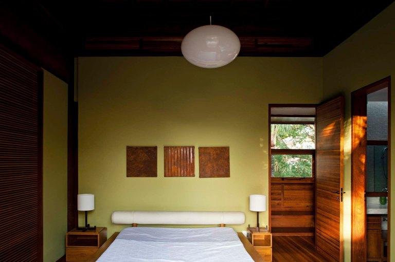 Master bedroom view