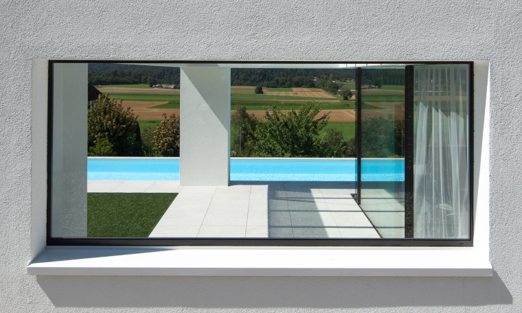 The Triangle House by Philipp Architekten 05