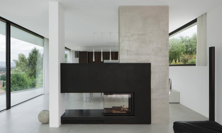 The Triangle House by Philipp Architekten 06