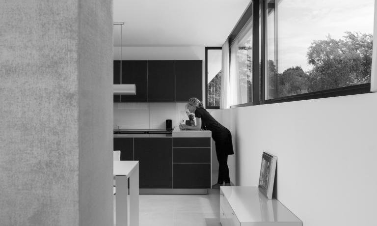 The Triangle House by Philipp Architekten 07