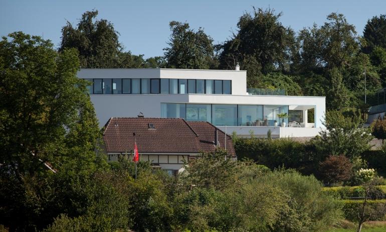 The Triangle House by Philipp Architekten 1