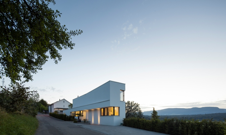 The Triangle House by Philipp Architekten 17