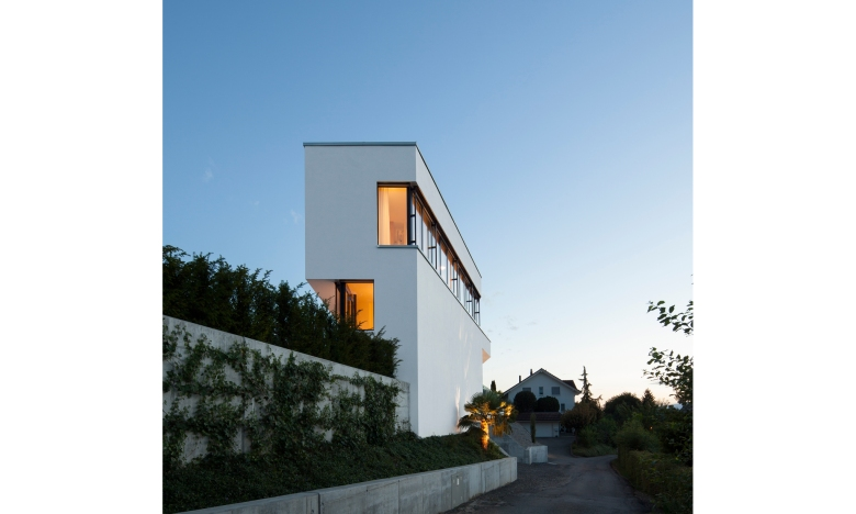 The Triangle House by Philipp Architekten 18