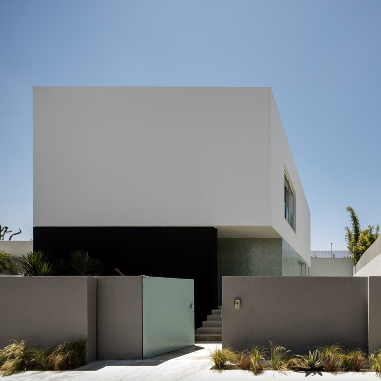 Villa Agava Casablanca by Driss Kettani Architect 02