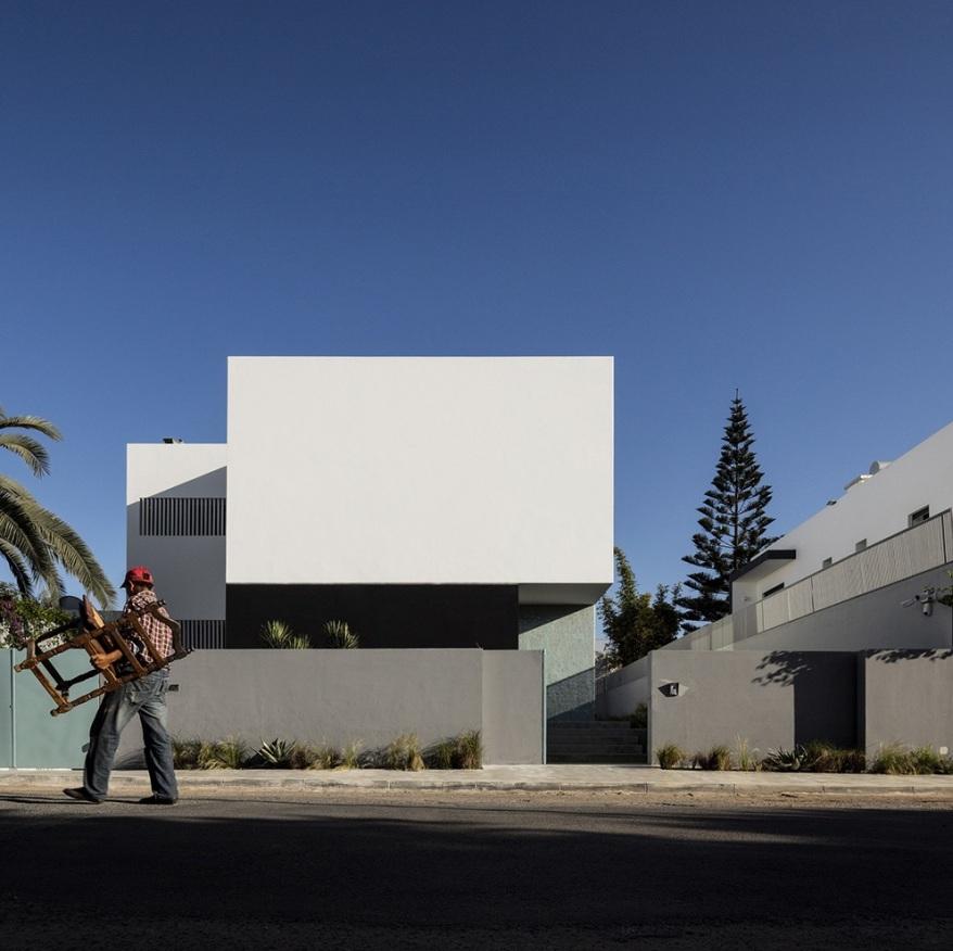 Villa Agava Casablanca by Driss Kettani Architect 03