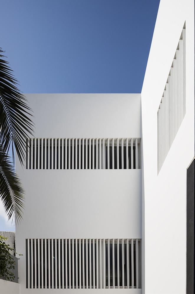 Villa Agava Casablanca by Driss Kettani Architect 04
