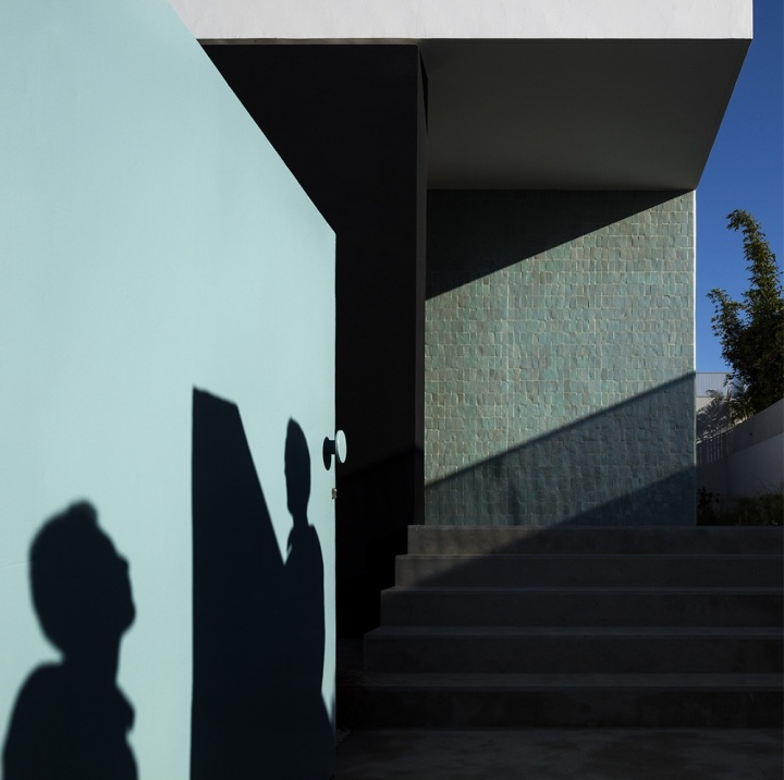 Villa Agava Casablanca by Driss Kettani Architect 05