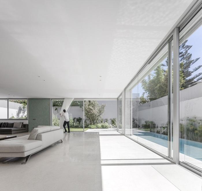 Villa Agava Casablanca by Driss Kettani Architect 08