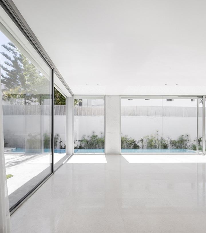 Villa Agava Casablanca by Driss Kettani Architect 09