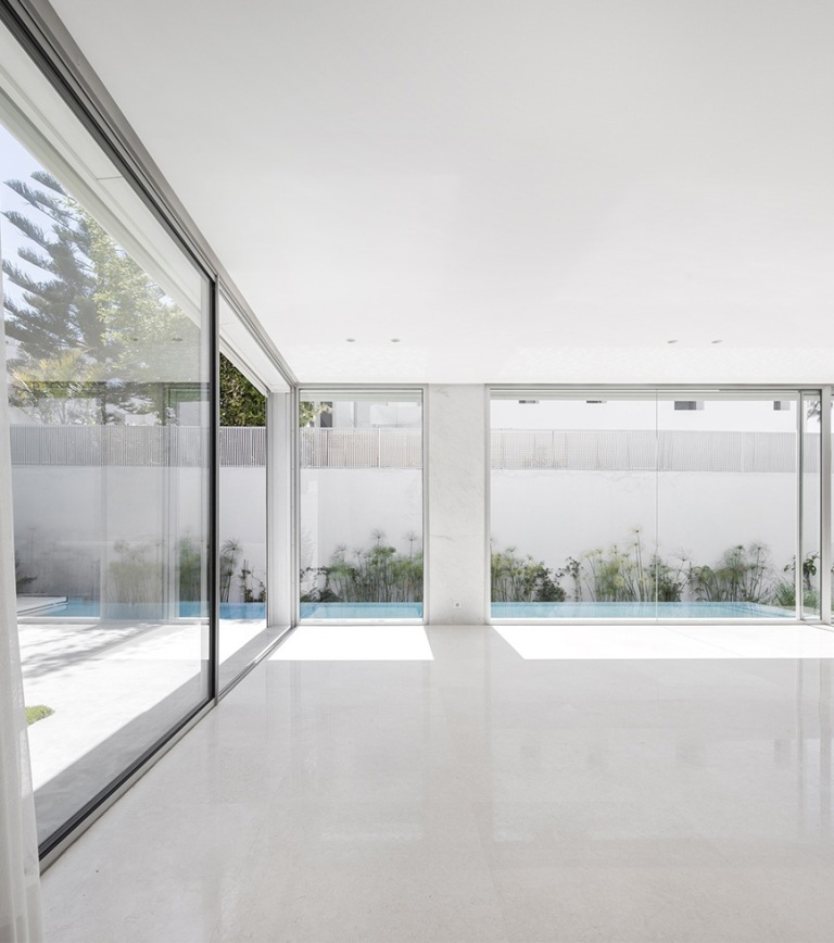 Villa Agava Casablanca by Driss Kettani Architect 09