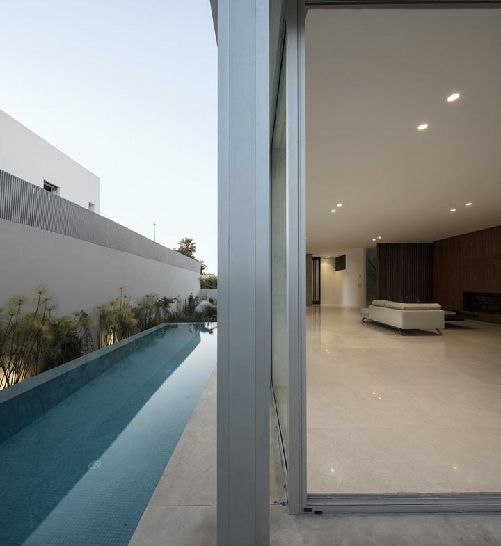 Villa Agava Casablanca by Driss Kettani Architect 15