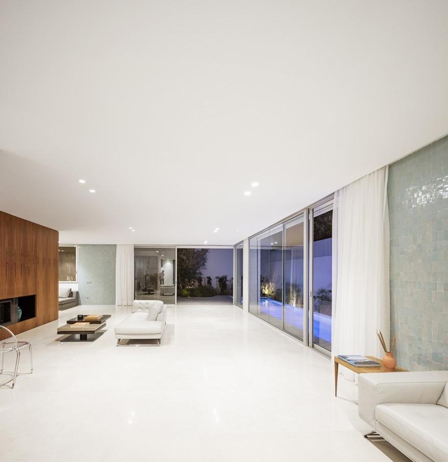 Villa Agava Casablanca by Driss Kettani Architect 17