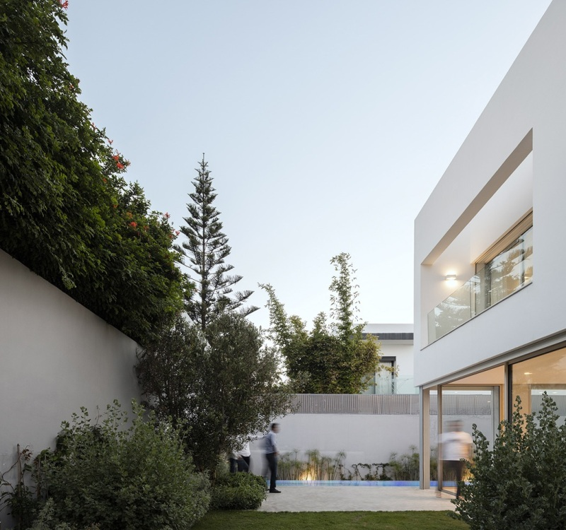 Villa Agava Casablanca by Driss Kettani Architect 21