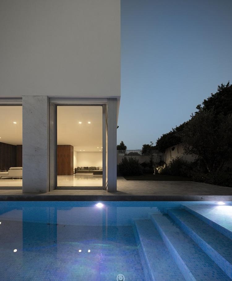 Villa Agava Casablanca by Driss Kettani Architect 22