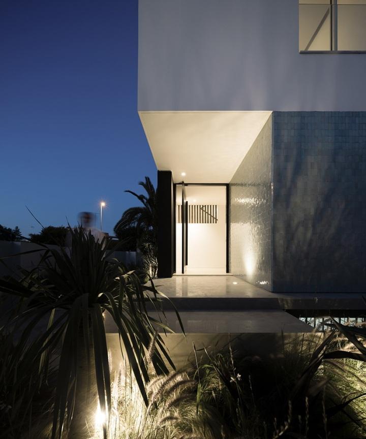 Villa Agava Casablanca by Driss Kettani Architect 23