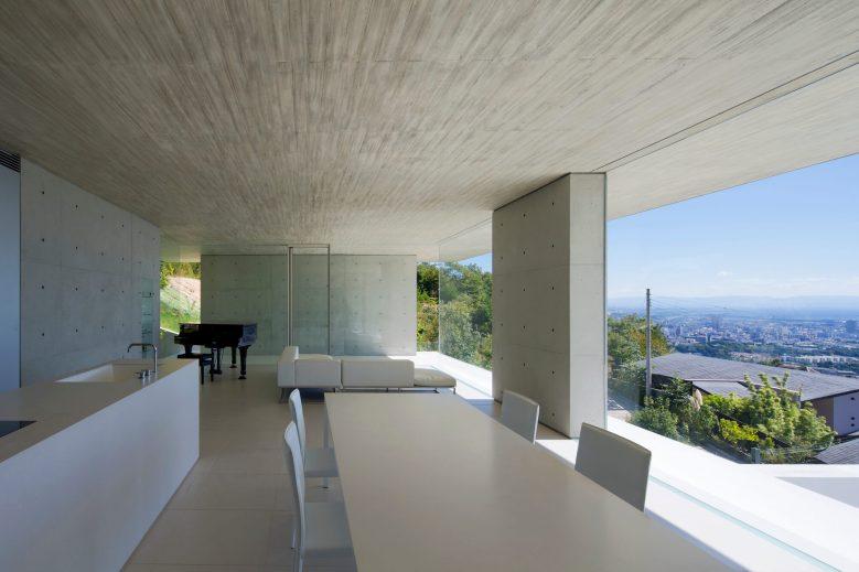 YA-House by Kubota Architect Atelier 05