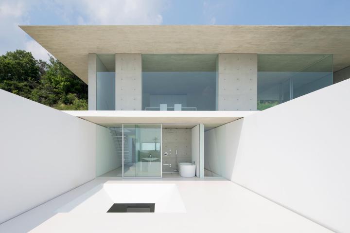 YA-House by Kubota Architect Atelier 11