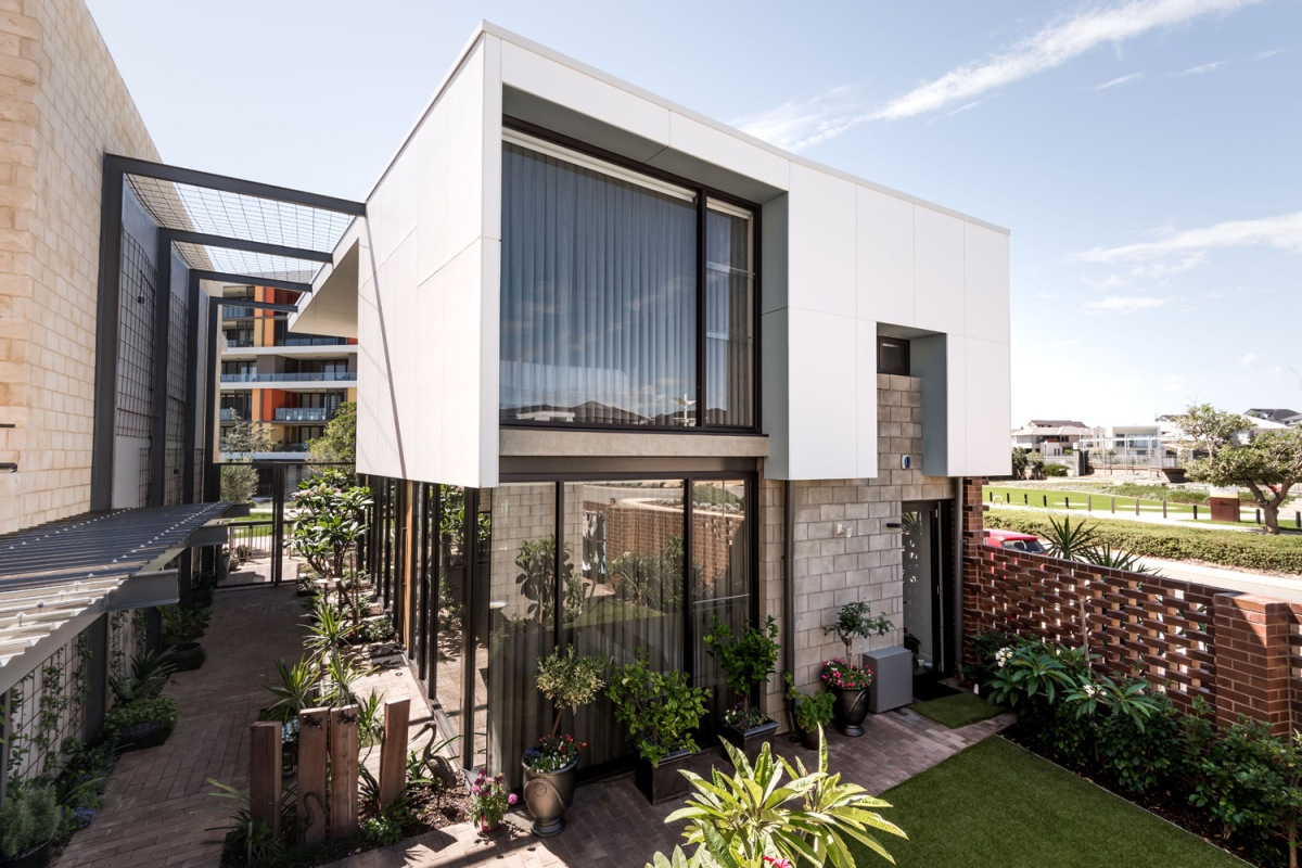 Bev's House by Gresley AbasArchitects