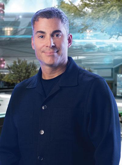Darren Petrucci, Architect
