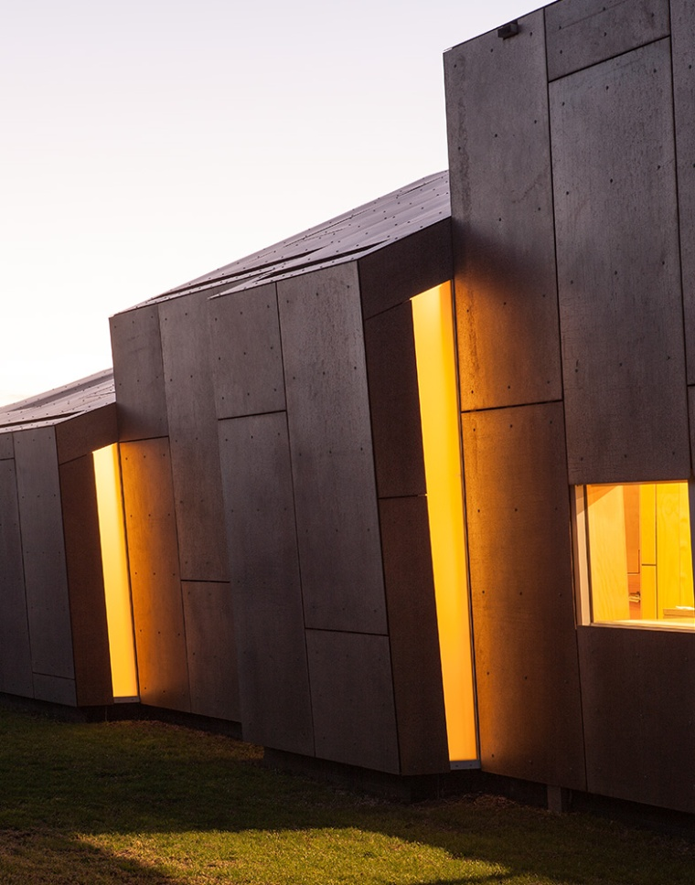 Fe3O4 House by Crosson Architects 04
