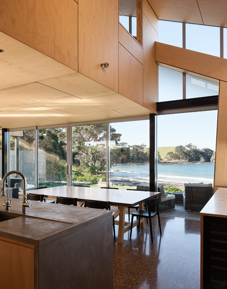 Fe3O4 House by Crosson Architects 07