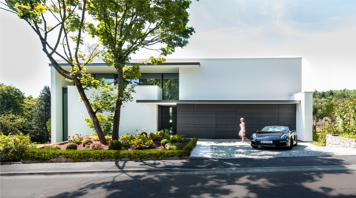 House JMC by Fuchs Wacker Architects