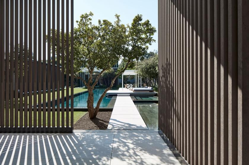 Lissoni Architettura Private Villa, Tel Aviv 02