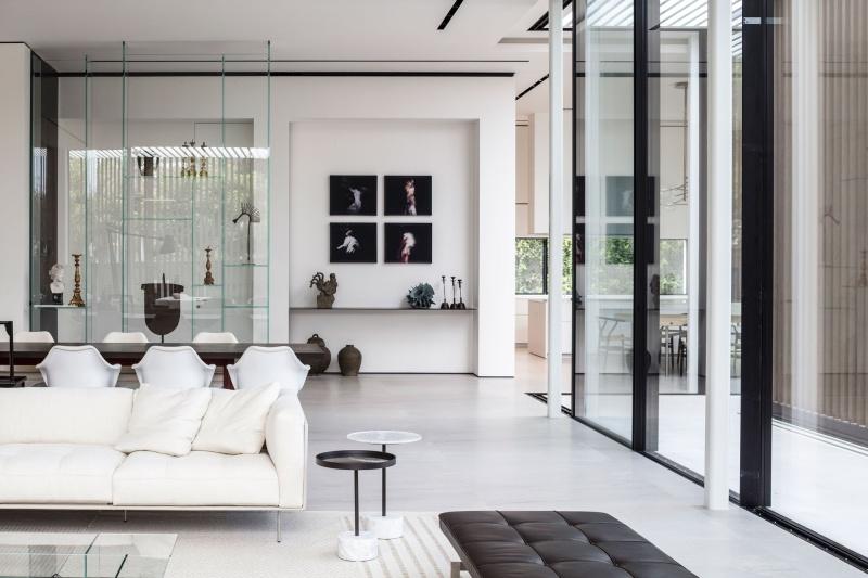 Lissoni Architettura Private Villa, Tel Aviv 04