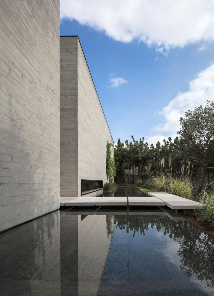 Lissoni Architettura Private Villa, Tel Aviv 05