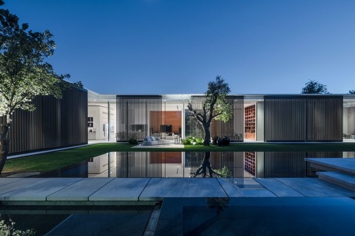 Lissoni Architettura Private Villa, Tel Aviv 08