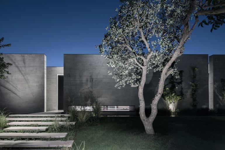 Lissoni Architettura Private Villa, Tel Aviv 09