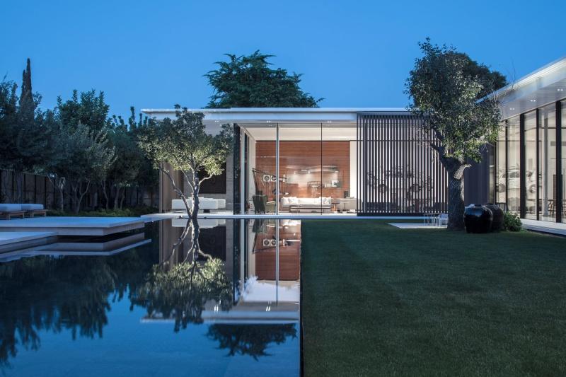 Lissoni Architettura Private Villa, Tel Aviv 10