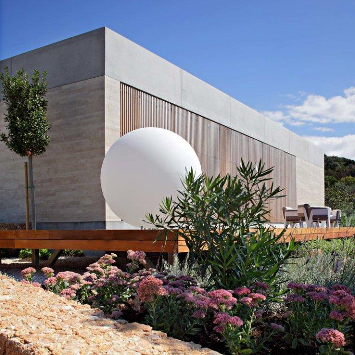 Olive House_mediterian garden by LOG-URBIS 001