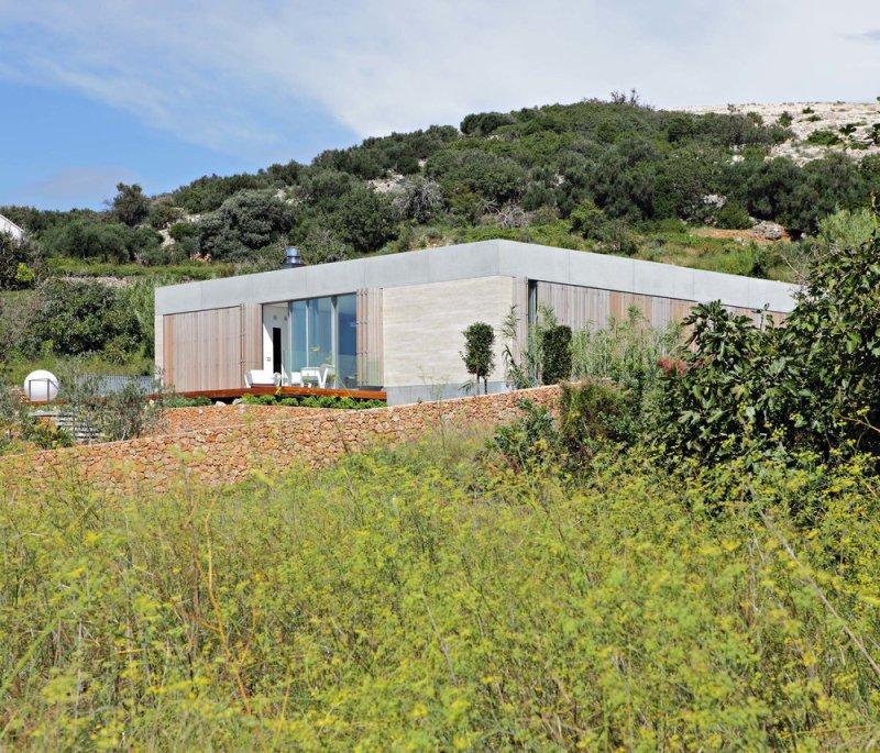 Olive House_mediterian garden by LOG-URBIS 03
