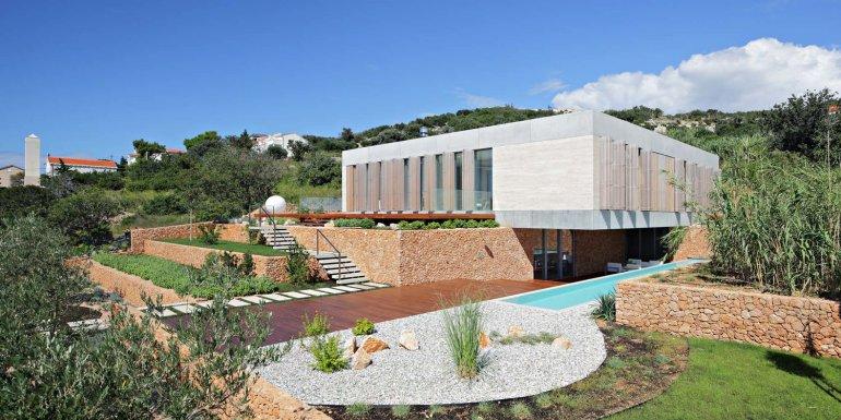 Olive House_mediterian garden by LOG-URBIS 04