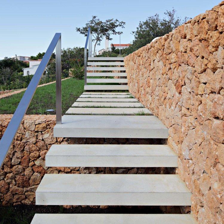 Olive House_mediterian garden by LOG-URBIS 17