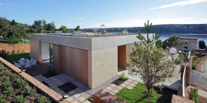 Olive House_mediterian garden by LOG-URBIS 19